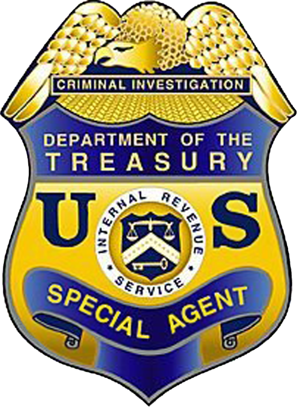 Department of the Treasury Criminal Investigations